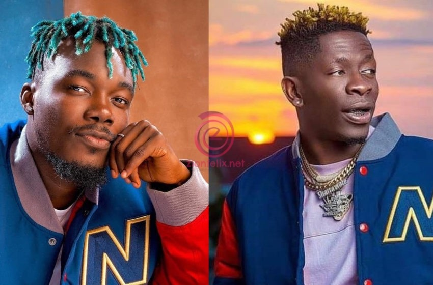 Camidoh Calls For 'W@r' As He Describes Shatta Wale As Someone Who Speaks And Dresses Anyhow In New Video