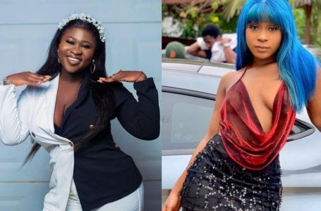 Sista Afia Clashes With Efia Odo On Live TV As She Threatens To Beat Her Up For Claiming She Is 'Chopping' Her Guy – Watch Video