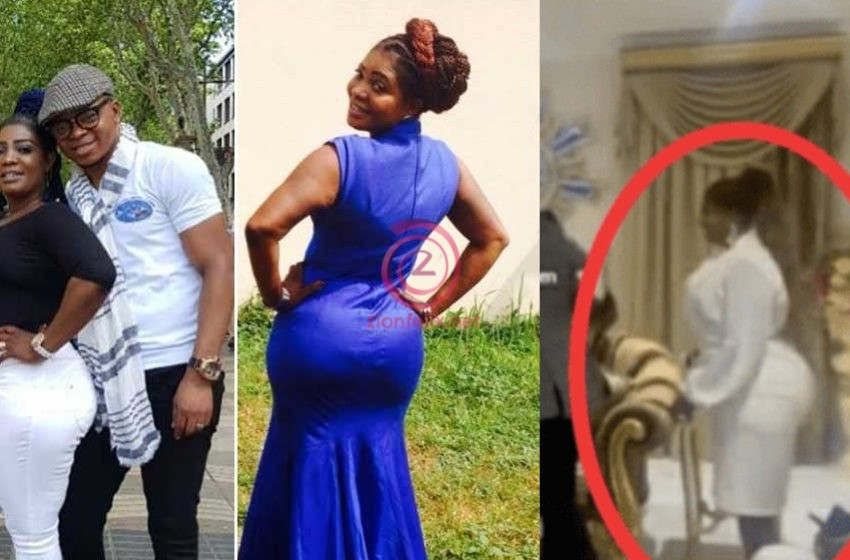 Florence Obinim Accused Of Going For B^tts Implants As Latest Photos And Videos Of Her 'New' Huge Back Cause Stir