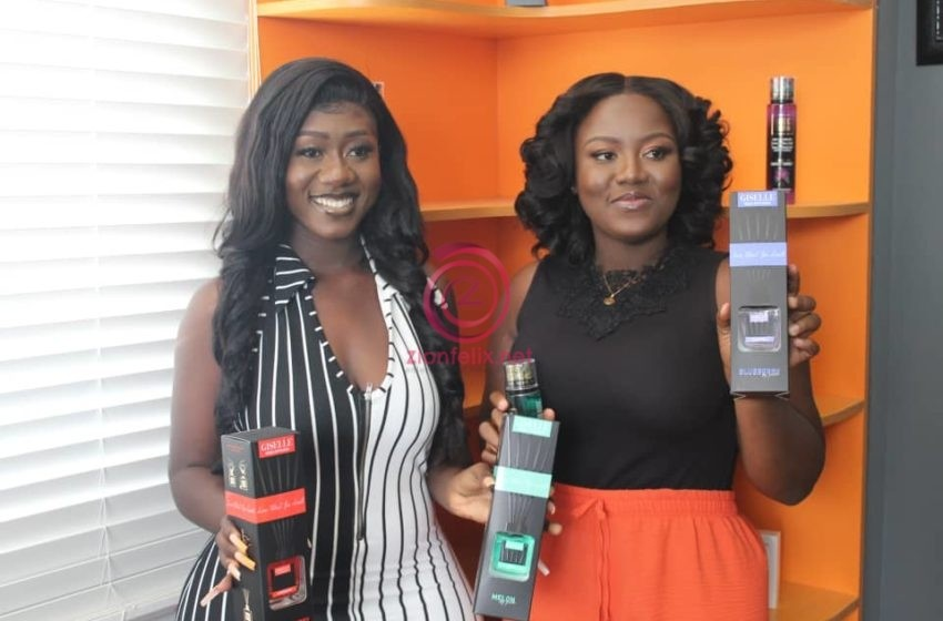 Hajia Bintu Inks 1-Year Ambassadorial Deal With Gisselle Reed Diffusers