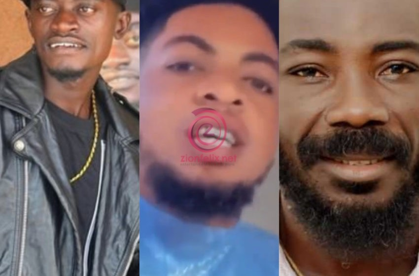 Your Hate For Lilwin Is Too Much – Lilwin's PRO Tells Big Akwes And Others (Video)