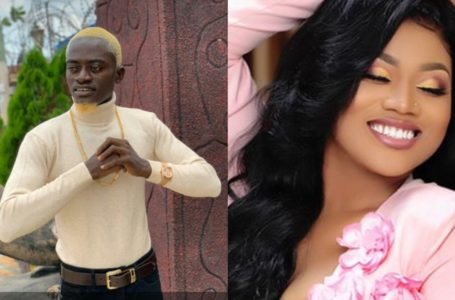 Lilwin Celebrates Sandra Ababio On Her Birthday; A Reply From Her Speaks Volume