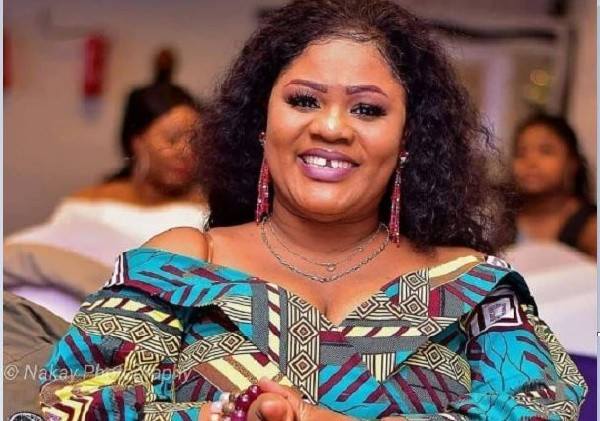 Not Knowing How To Do Makeup Doesn't Make It Evil – Obaapa Christy (Video)