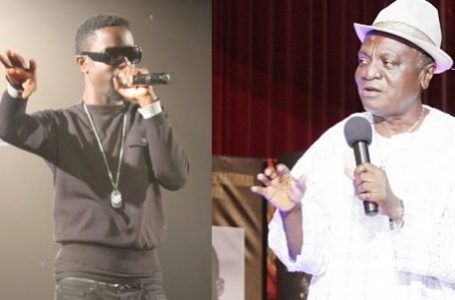 Listen To Nana Ampadu's Advice To Sarkodie Before His Death (+Video)