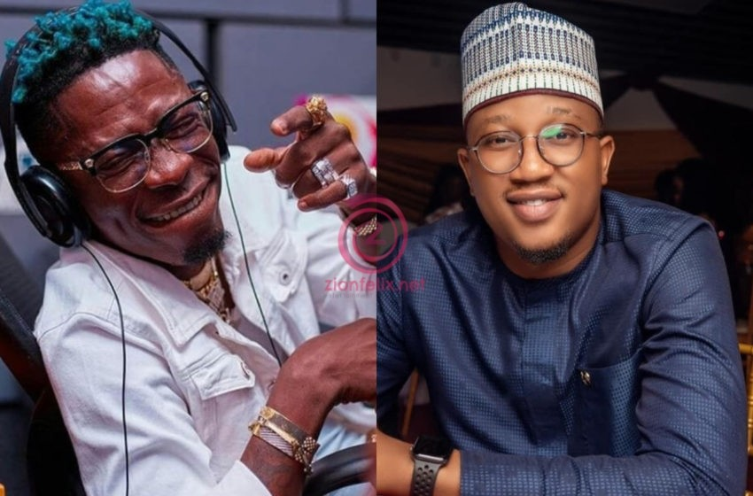 Shatta Wale Fingers 3 Music Boss, Sadiq As The Man Who Wants To Kill Him As He Reacts To Jesus Ahouf3's Death Prophecy (+Screenshots)