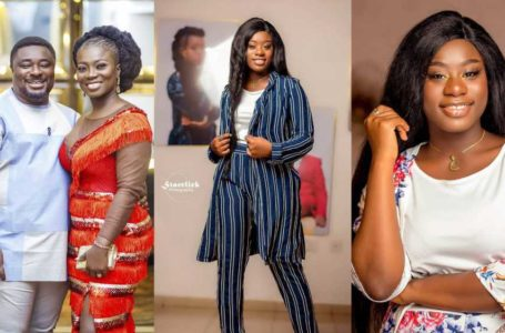 Check Out 10 Other Stunning Photos Of Quophi Okyeame And Stacy's Adorable Daughter Who Got Social Media Talking On Her Recent Birthday