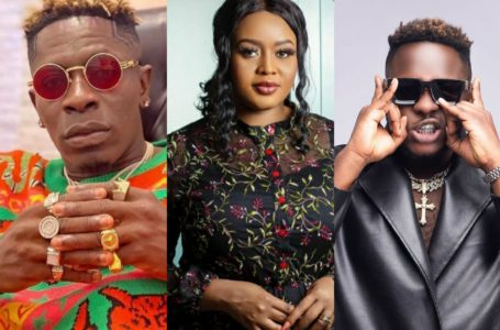 MzGee Blasts Celebrity Fans for the Arrests of Shatta Wale and Medikal (Video)