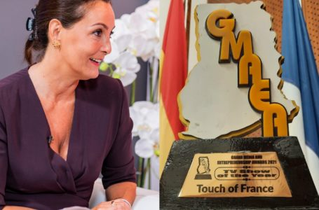 Touch Of France Awarded TV Show Of The Year