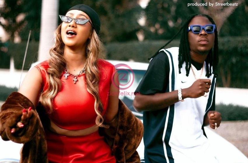PHOTOS: Queen Mona Set To Drop Super EP As She Shares Cover Arts Of Songs Featuring Stonebwoy, Shatta, Medikal And Efya