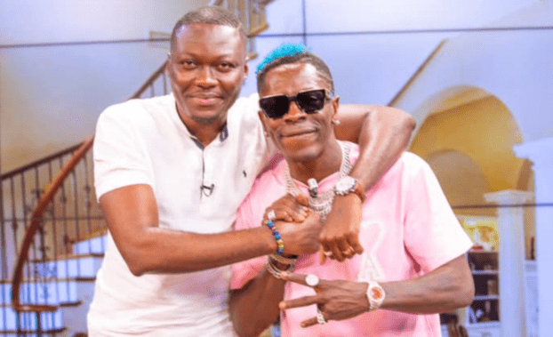 Shatta Wale's Recent 'Gu.n Attack' Stunt Is Disappointing – Arnold Asamoah-Baidoo Says And Explains Why
