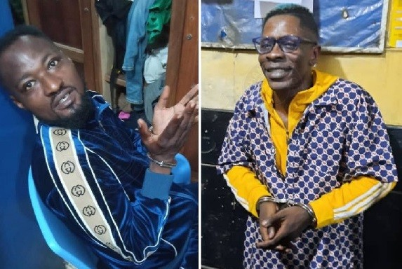 Nana Top Kay Begs The IGP To Release Shatta Wale And Funny Face With New Song, 'Apology' – Listen