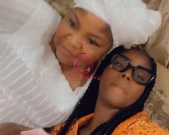 MzVee's Mum Melts Hearts As Sings Her Daughter's 'Vanity' Song – Video