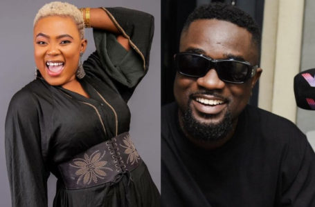 Gospel Musician Perpetual Didier Reveals She Has A Crush On Married Sarkodie [+Video]