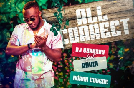 """DJ Vyrusky Bounces Back With New Song """"All Correct"""" Featuring Kuami Eugene And Adina"""