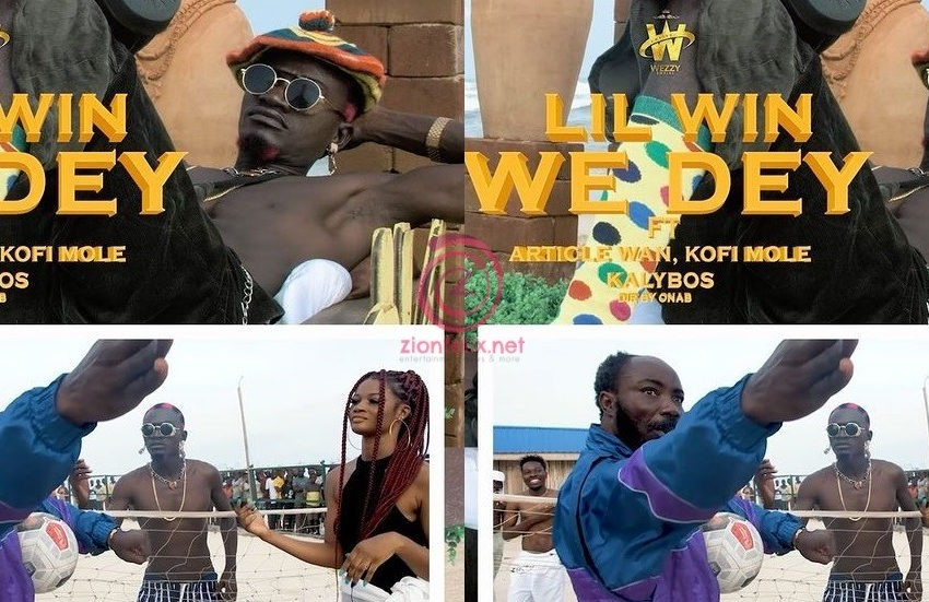 Big Akwes Features In The Music Video Of Lilwin Despite Calling Him Out As Wicked Recently? – Watch Video