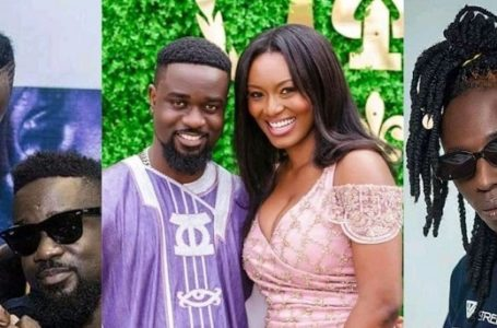 VIDEO: Vexm@d Patapaa Bashes Sarkodie's Wife, Tracy Sarkcess